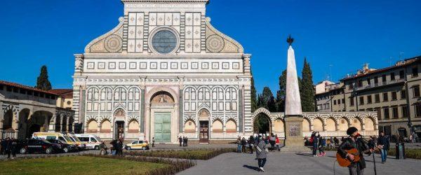 [이탈리아 여행] 알베르타와 마사초의 걸작을 만나는 곳 피렌체 산타 마리아 노벨라성당 3