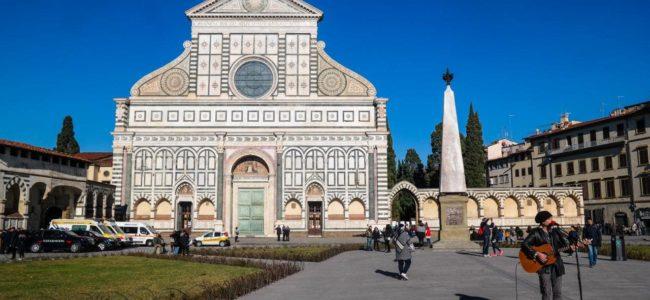 [이탈리아 여행] 알베르타와 마사초의 걸작을 만나는 곳 피렌체 산타 마리아 노벨라성당