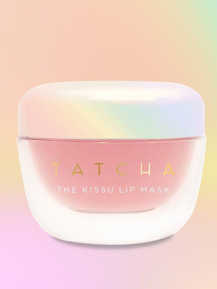 일본 게이사의 영감을 얻은 탓쨔(Tatcha) Tatcha's Kissu Lip Mask, Image - Tatcha