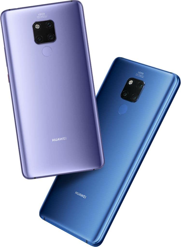현존 가장 큰 스마트폰인 7.3인치 화웨이 메이트 20 X(HUAWEI Mate 20 X), Image - Huawei