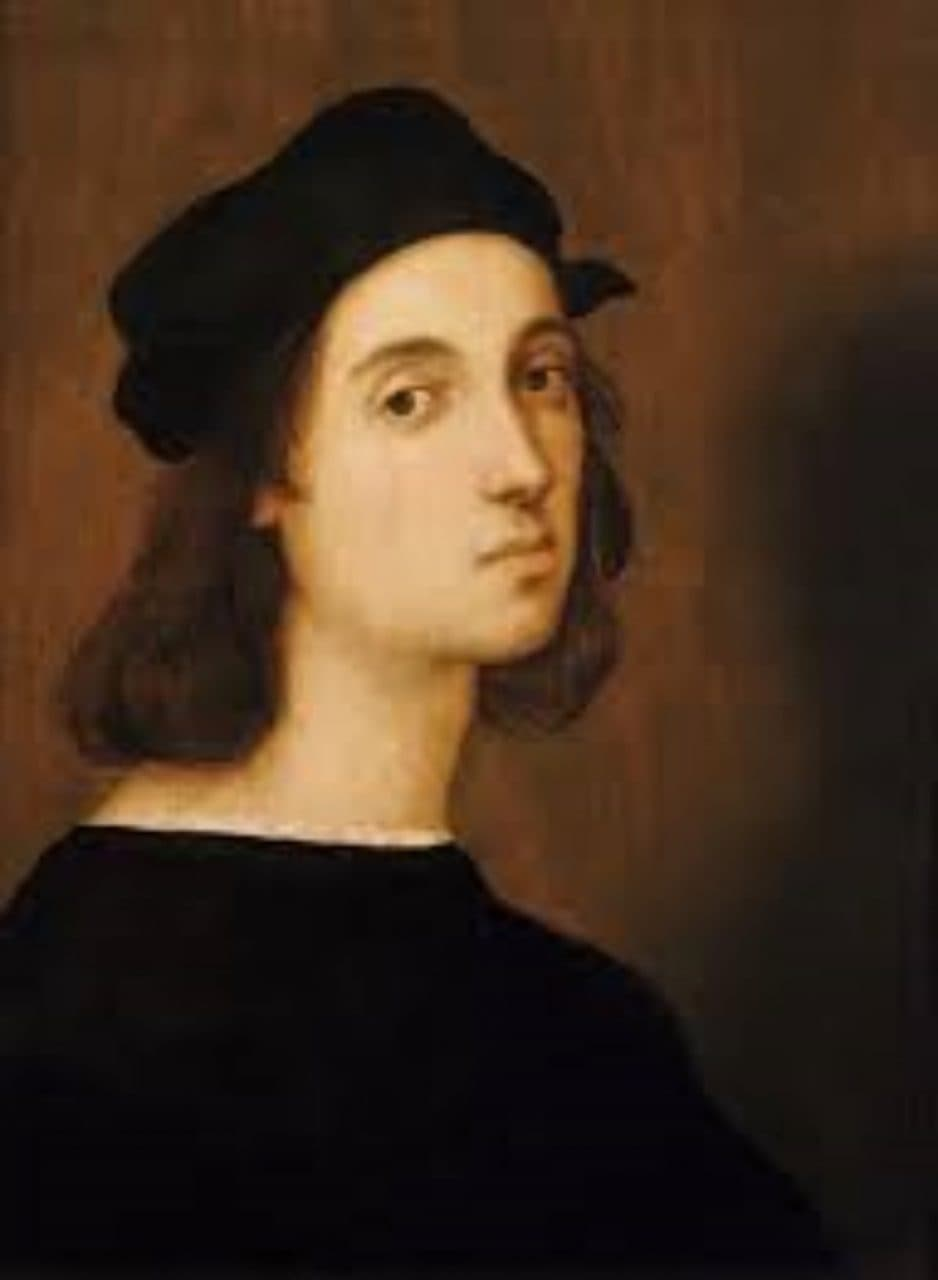 batch_라파엘로가 그린 자화상, Presumed portrait of Raphael