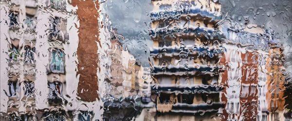 예술 작품같은 맥도날드 광고 - McDelivery 'Rain' 4