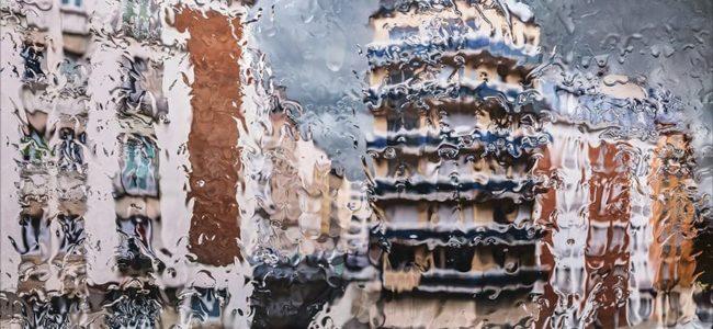 예술 작품같은 맥도날드 광고 - McDelivery 'Rain'