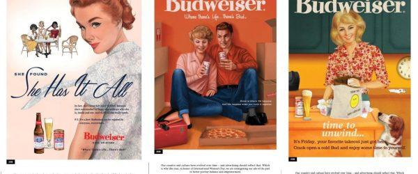 버드와이저가 여성의 날을 맞아 부활시킨 광고 세편 2