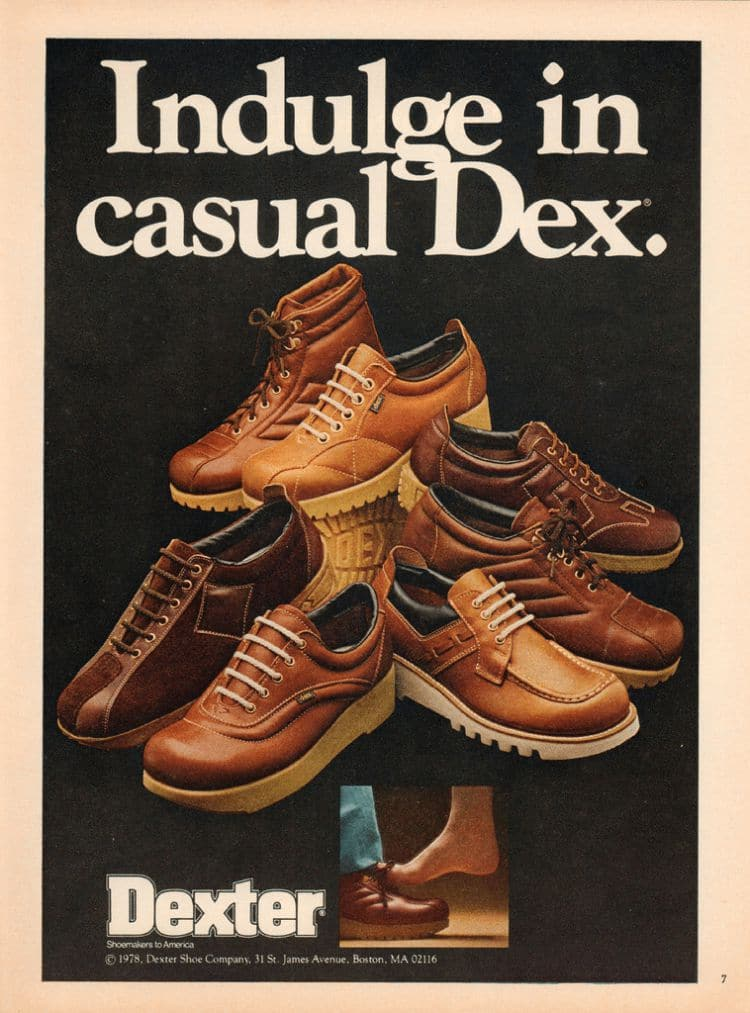 워렌 버핏이 투자했다 실패한 덱스터 신발, Dexter Shoe, Image - Wikipedia