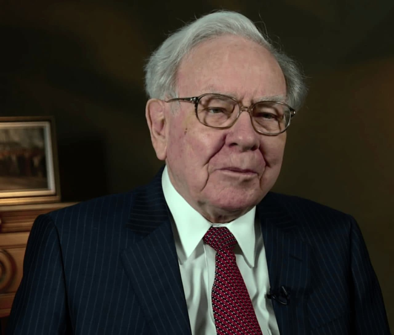 워렌 버핏, Warren Buffett, Image - USA International Trade Association