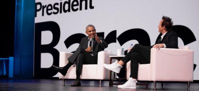 버락 오바마가 밝히는 중압감을 이기고 성과를 내는 비법
