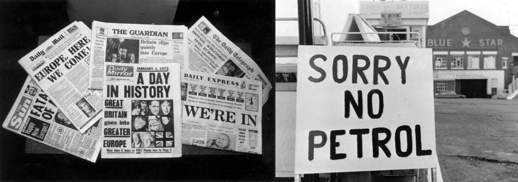1973년 경제 침체의 사진들