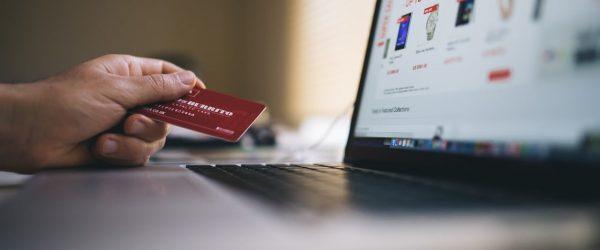 온라인 쇼핑에서 카드 결제 형상화, ecommerce, Image - StockSnap