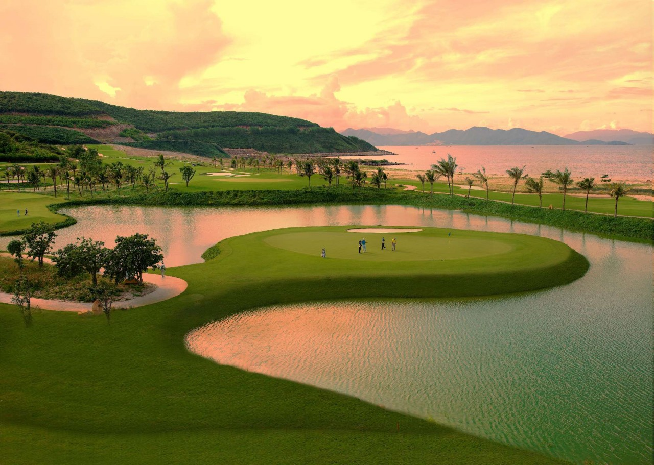[베트남 골프여행] 아름답고 럭셔리한 즐거움, 나트랑 빈펄 골프 클럽(Vinpearl Golf Club Nha Trang) 10