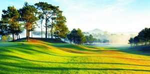 [베트남 골프여행] 황제를 위한 골프장, 달랏 팰리스 골프클럽(Dalat Palace Golf Club)
