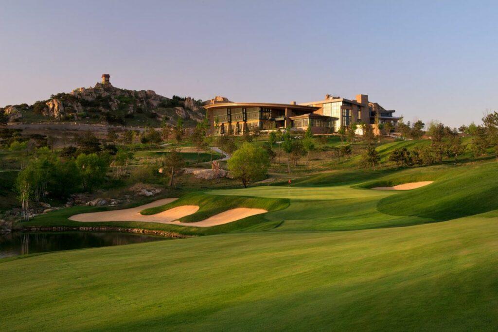 바나힐 골프클럽(Ba Na Hills Golf Club), 골프장 필드와 클럽하우스 전경