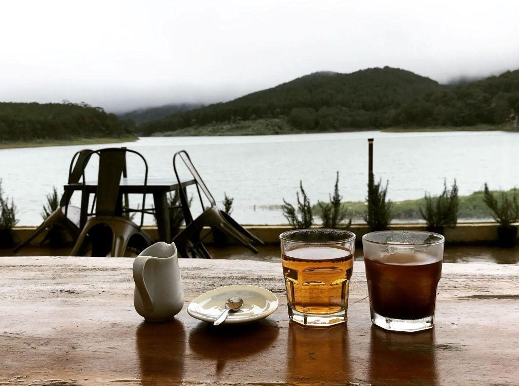 베트남 커피, 카페쓰어다,  Image by Kha Vo