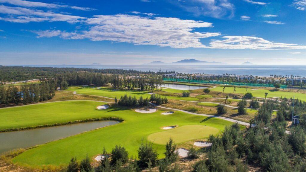 빈펄 골프 남 호이안(Vinpearl Golf Nam Hoi An) 골프장 필드 풍경 02