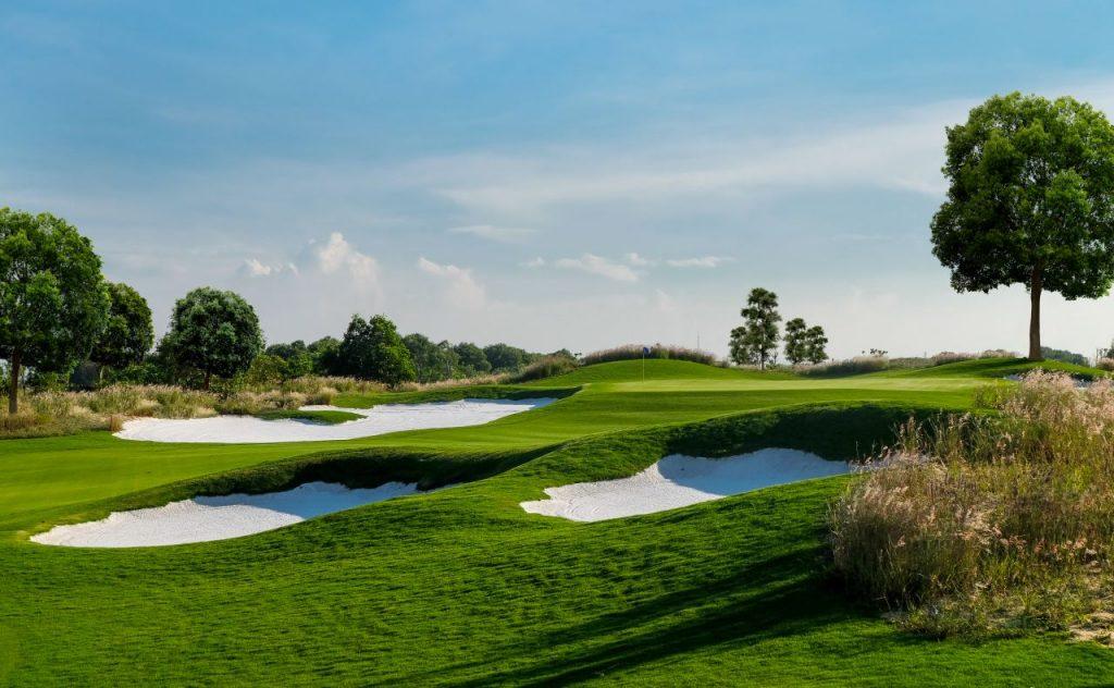 빈펄 골프 남 호이안(Vinpearl Golf Nam Hoi An) 골프장 필드 풍경 023