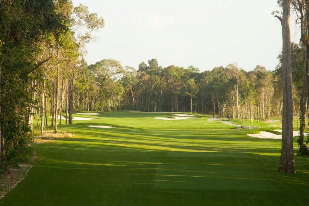 푸꾸옥 빈펄 골프장(Vinpearl Golf Phu Quoc) 코스 풍경 03