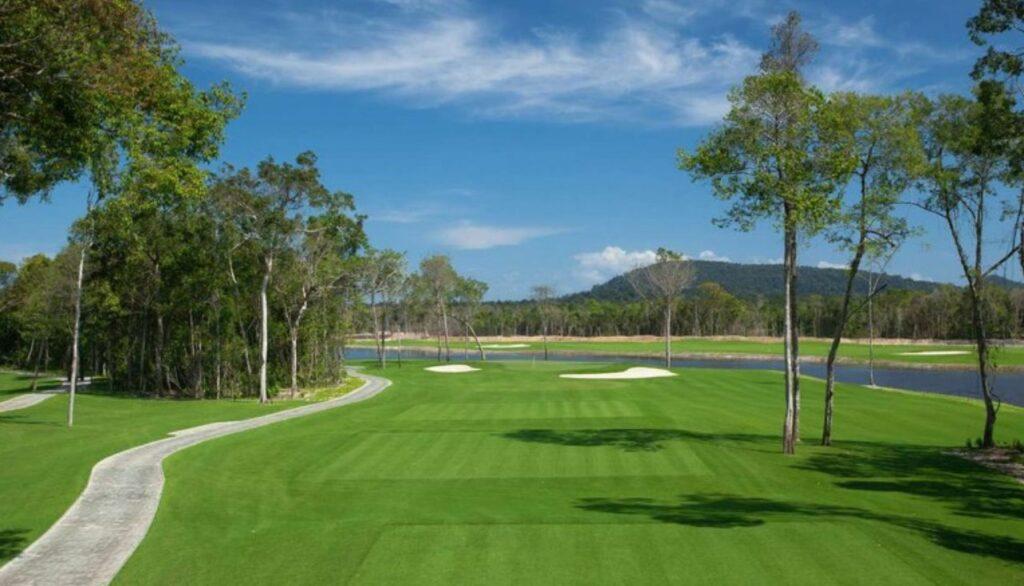 푸꾸옥 빈펄 골프장(Vinpearl Golf Phu Quoc) 코스 풍경 05