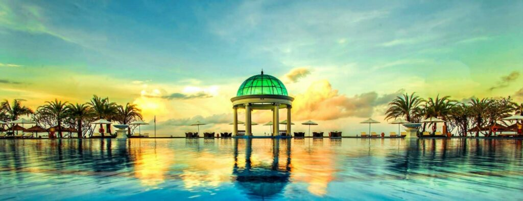 푸꾸옥 빈펄 리조트( VINPEARL RESORT & GOLF PHU QUOC) 스위밍풀(swimming pool)