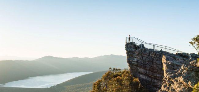 호주 그램피언스(Grampians, Australia, 가장 유명한 피너클 등정, The Pinnacle Walk & Lookout