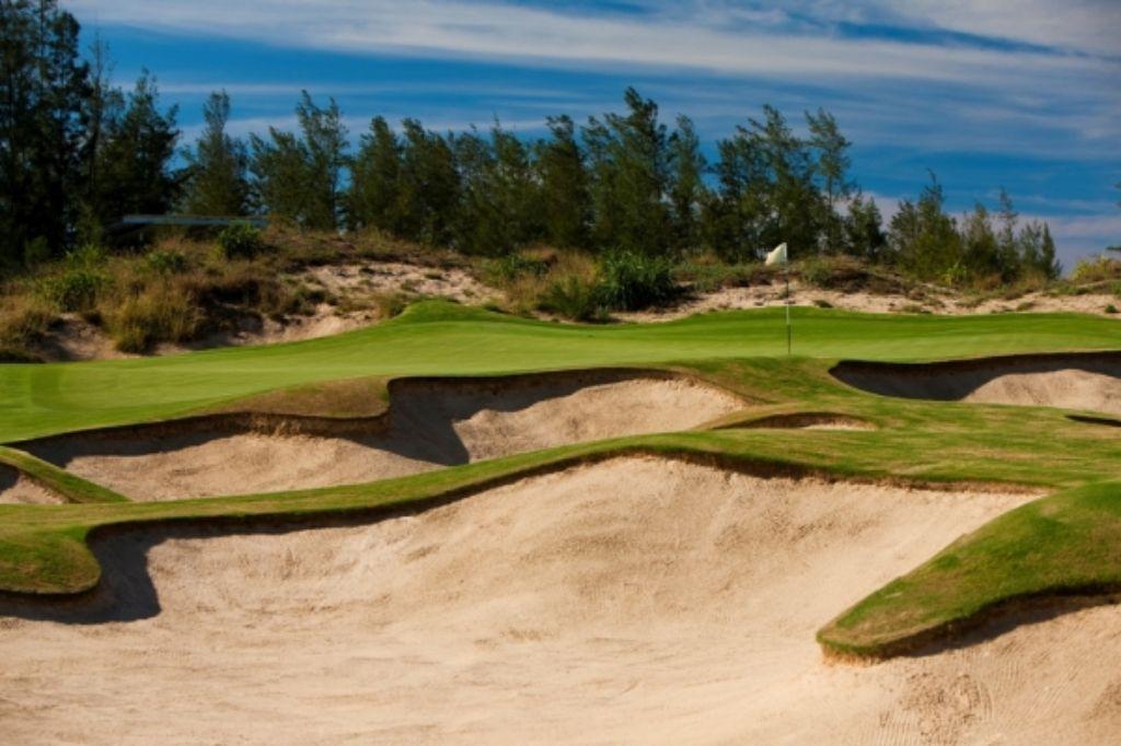 BRG 다낭 골프 리조트(BRG Danang Golf Resort) 필드 풍경 07