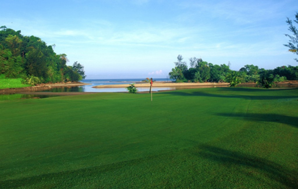 달릿베이 GC(Dalit Bay Golf & Country Club) 바닷가 코스 풍경 06, Image from Dalit Bay Golf & Country Club, Image from Dalit Bay Golf & Country Club