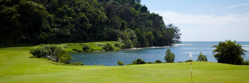 달릿베이 GC(Dalit Bay Golf & Country Club) 바닷가 코스 풍경, Image from Dalit Bay Golf & Country Club