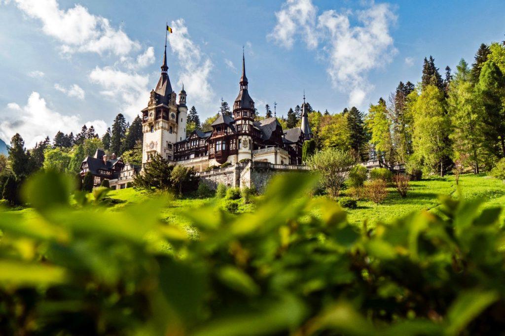 루마니아 페레스 성, Peles Castle, Romania, Photo by majkl-velner