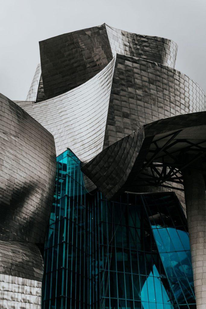 스페인 빌바오 구겐하임 미술관 전경, Guggenheim Museum, Bilbao, Spain, Photo by Vitor Pinto