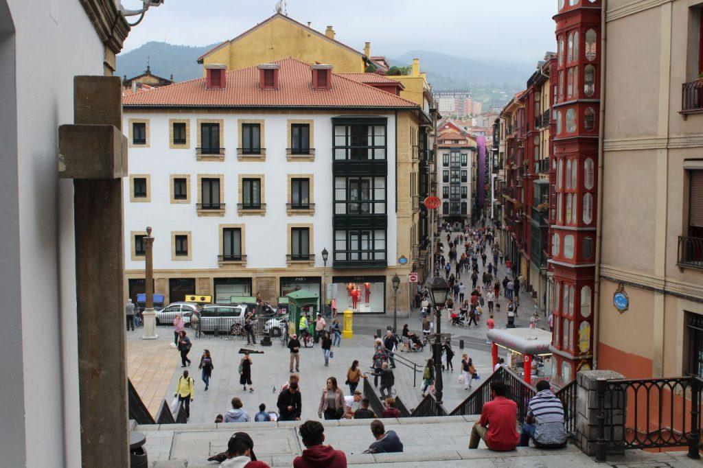 스페인 빌바오 구 시가지, Bilbao Old town, Photo by Senovia Nova