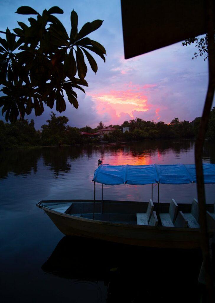 코타키나발루 Klias 리버 크루즈, Klias River Cruise, Kota kinabalu, Malaysia,Photo by roberto-reposo