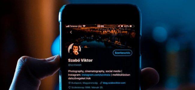 트위터 사용 모습, Featured, Photo by szabo-viktor