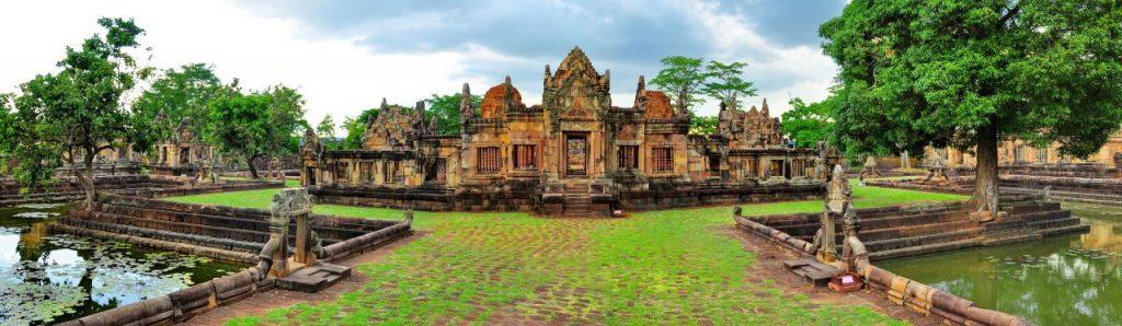 파놈 룽 역사공원(Phanom Rung), photo by Warawut Srisopark
