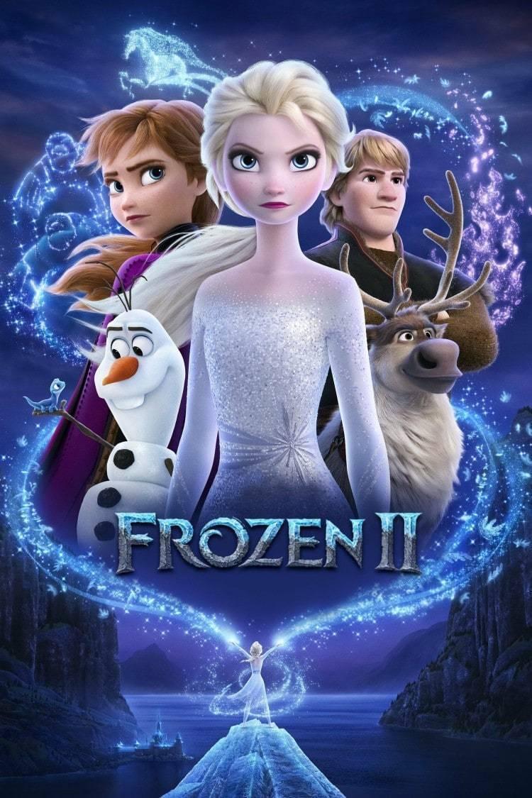겨울왕국2 포스터, Frozen 2 Poster