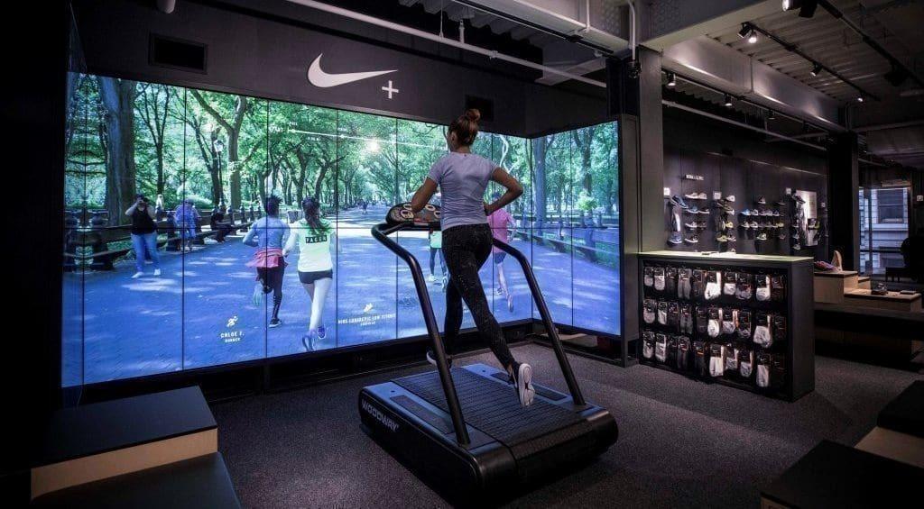 나이키 러닝 트라이얼 존 Nike Running Trial Zone, Image from Nike