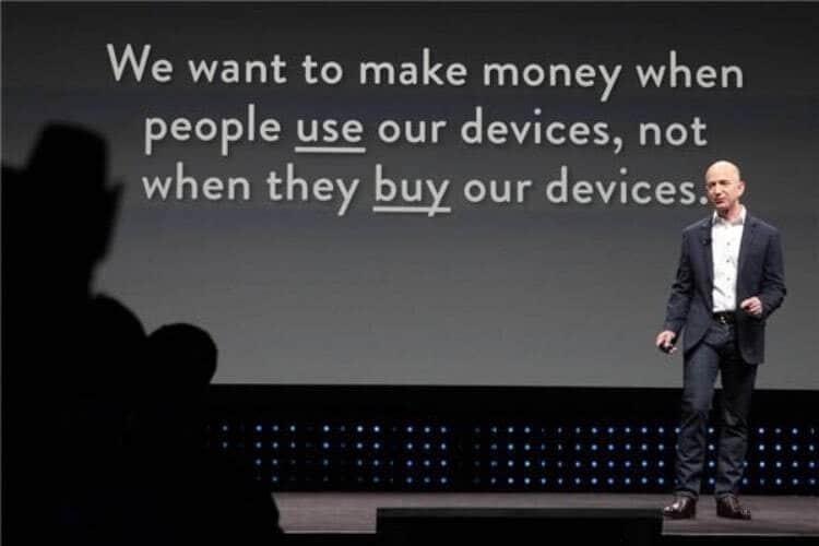 아마존 제프 베조스 비지니스 언명, Amazon_Bezos,