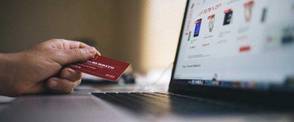 온라인 쇼핑, 카드로 결제하려는 모습, featured, ecommerce, Photo by StockSnap