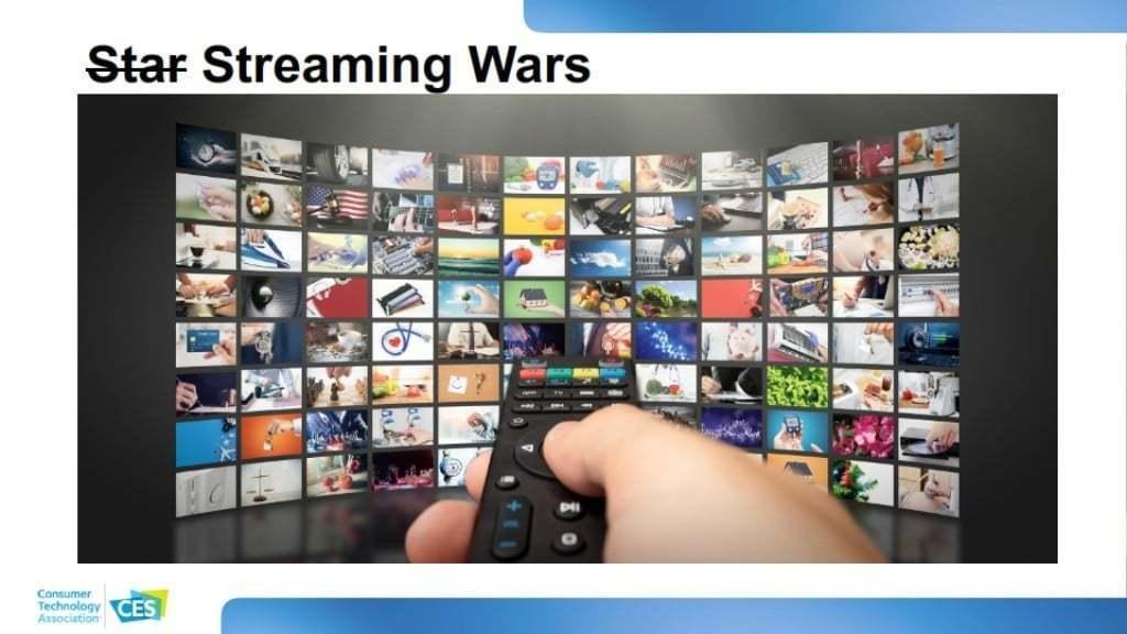 CES 2020 소비자 기술 트렌드, 스트리밍 전쟁이 시작되가, Streaming Wars