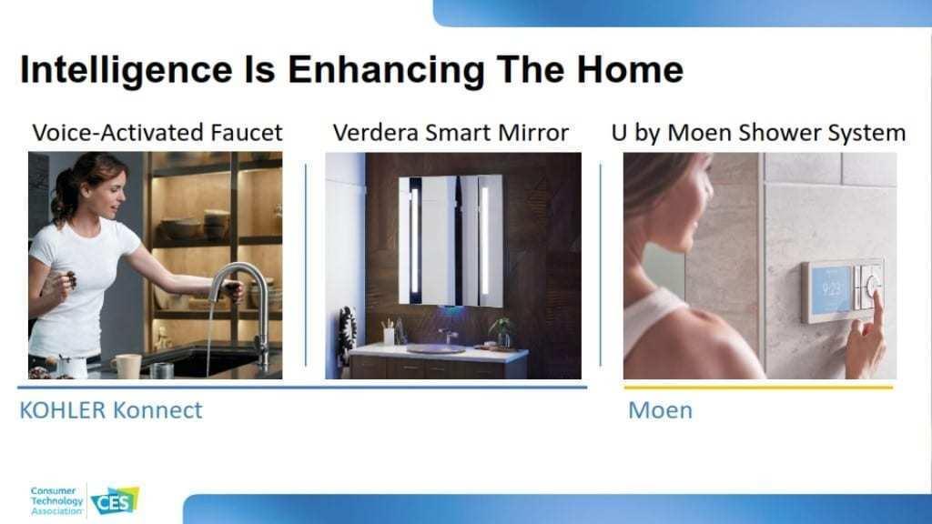 CES 2020 소비자 기술 트렌드, 인텔리전스가 집안을 편리하게 만들 것,Intelligence Is Enhancing The Home
