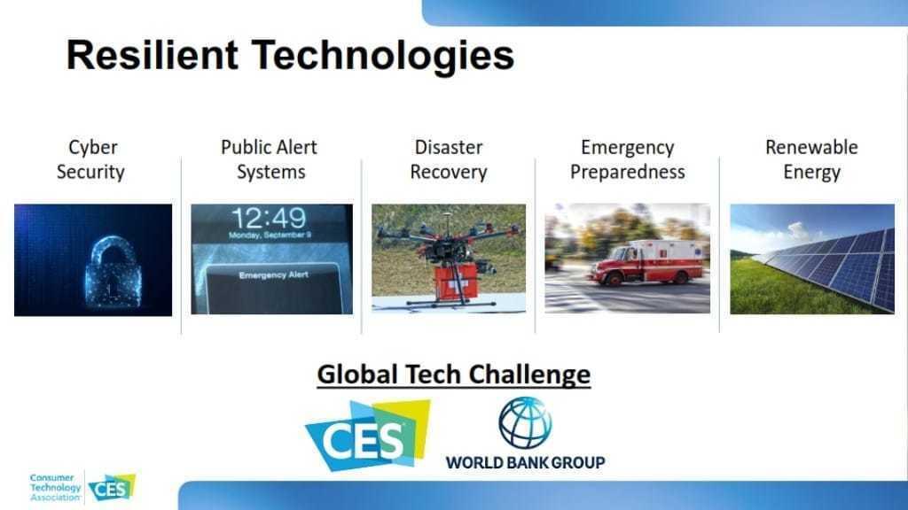 CES 2020 소비자 기술 트렌드, 장애 복원 기술의 발달, Resilient Technologies