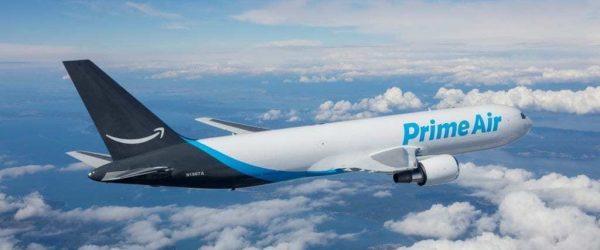 아마존 프라임 에어, Amazon Prime Air in-flight, Image from Amazon