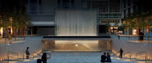 애플 사옥, image from Apple
