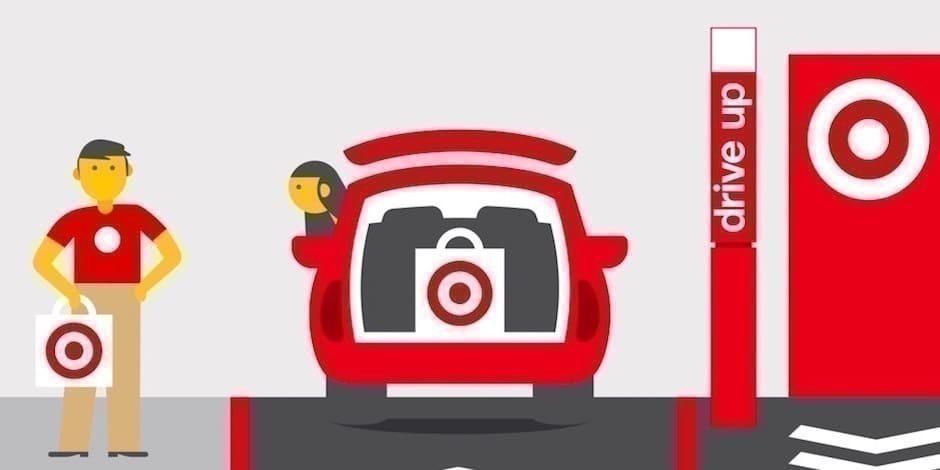 타겟(Target) 드라이브 업(Drive Up), Image from Target