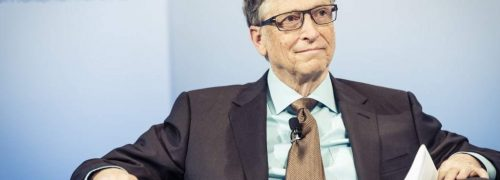 빌 게이츠. 2017년 MSC, Bill Gates MSC 2017