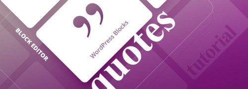 워드프레스 인용문 스티일 wordpress blockquote style