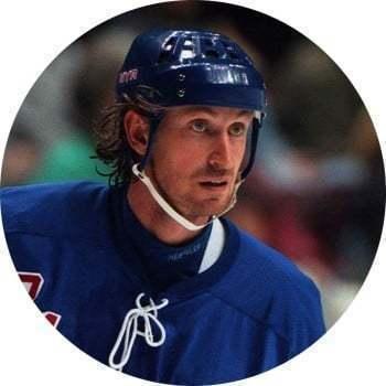 유명 하키 선수였던 웨인 그레츠키(Wayne Gretzky)