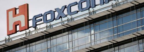 세계 최대 생산 공급 업체중의 하나인 폭스콘, Foxconn, Image from REUTERS, TYRONE SIU