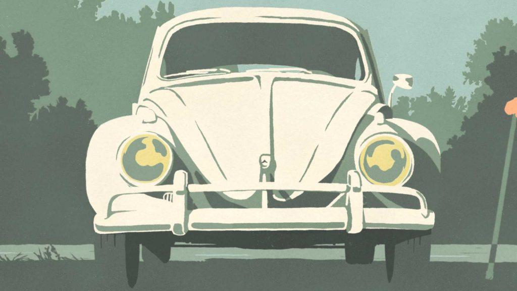 폭스바겐 뉴비틀 작별 광고, 더 라스트 마일, VW Beetle The Last Mile 02