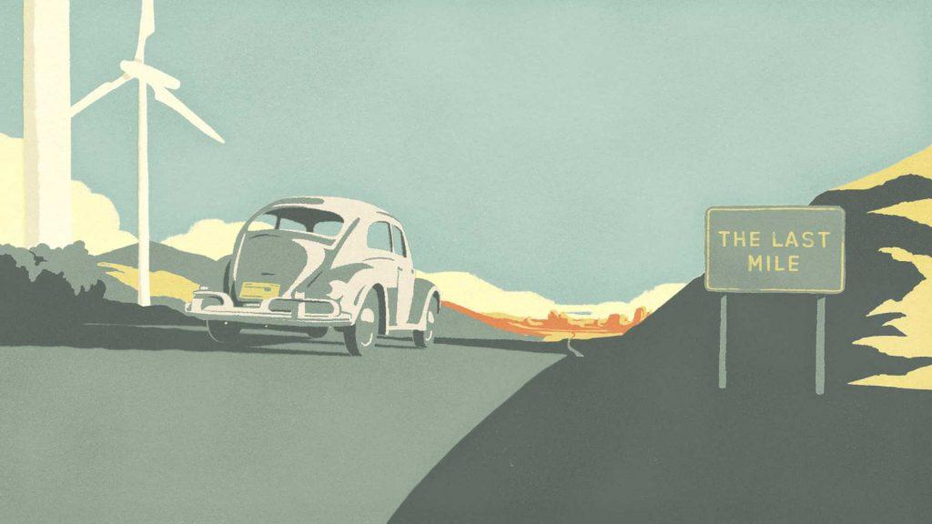 폭스바겐 뉴비틀 작별 광고, 더 라스트 마일, VW Beetle The Last Mile 03