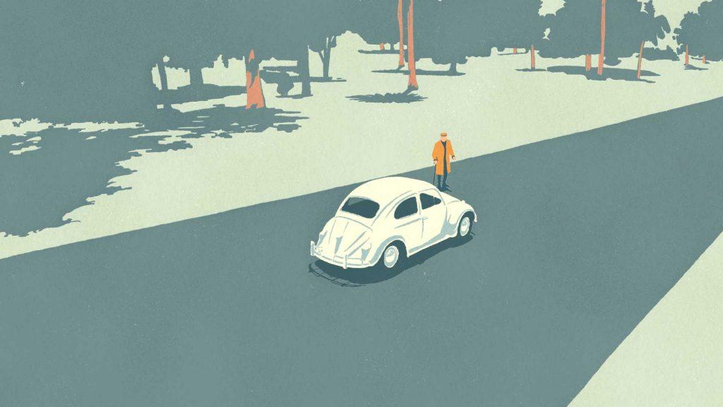 폭스바겐 뉴비틀 작별 광고, 더 라스트 마일, VW Beetle The Last Mile 05