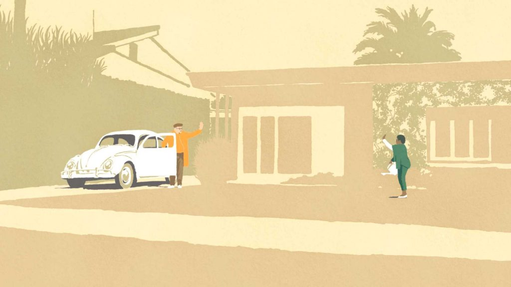 폭스바겐 뉴비틀 작별 광고, 더 라스트 마일, VW Beetle The Last Mile 06